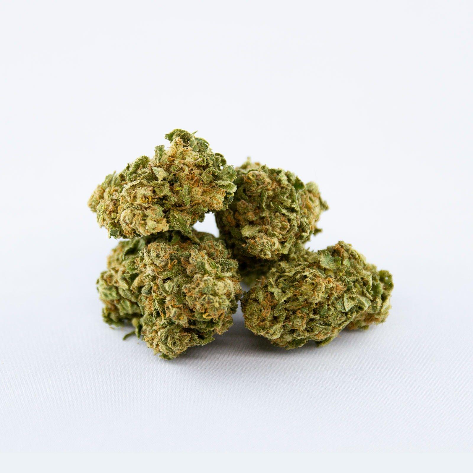 Image de variété SOUS SERRE ARLEQUIN Fleurs de Cannabis CBD 100% légal