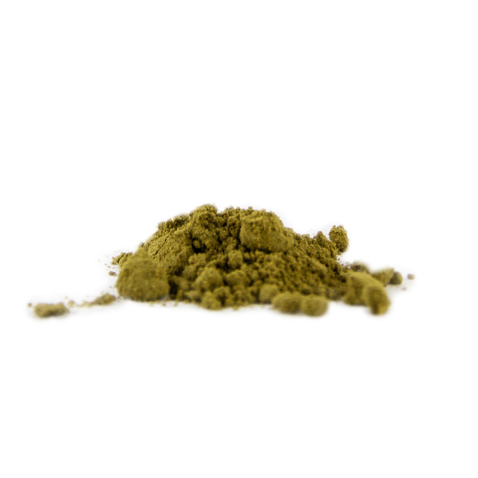 Image de variété Pollen Jaune de Cannabis CBD 100% légal