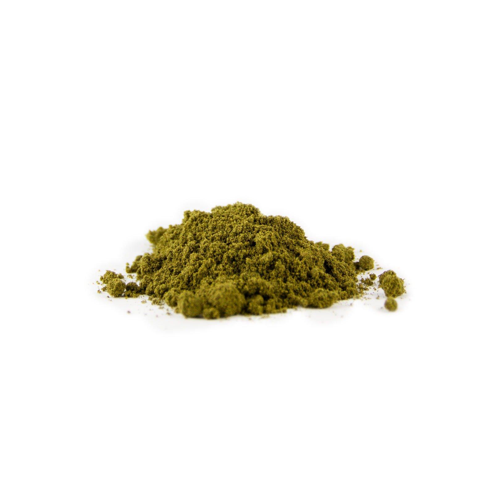 Image de variété Pollen Vert de Cannabis CBD 100% légal